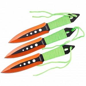 Ножи метательные набор YF016 (3 в 1)