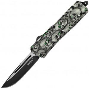 нож фронтальный выкидной 9099