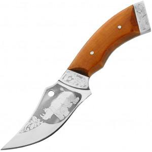 Нож охотничий Носорог