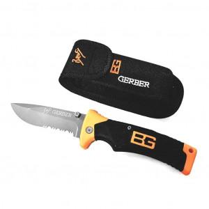 Нож складной Gerber bear grylls Folding Sheath Knife BGZD01