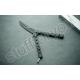 Нож-бабочка, Балисонг Тотем 284