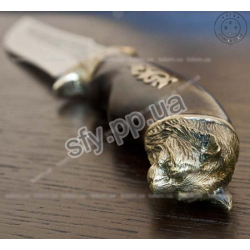 Охотничий нож Спутник Рысь