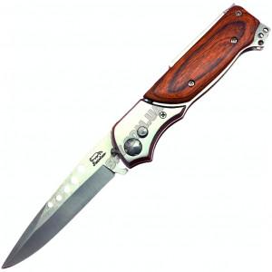 Нож выкидной Зажигалка/Фонарик 215