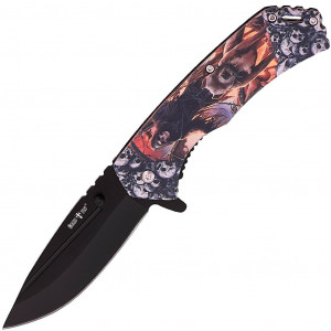 Нож складной WK 01118