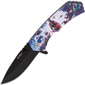 Нож складной WK 01117