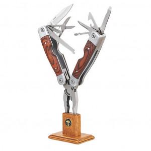 Подставка 1 нож МТ дерево