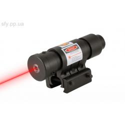 Лазерный целеуказатель jg8a (кр луч)