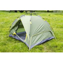 Палатка JY 1513 3-х местная двухслойная