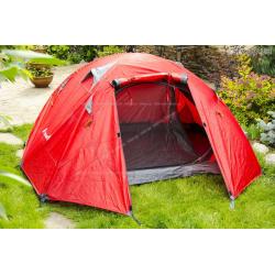 Палатка JY 1528 2-х слойная 2-х местная