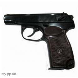 Пистолет пневматический ИЖМЕХ МР-654 (тюнинг) ОРИГИНАЛ полир.