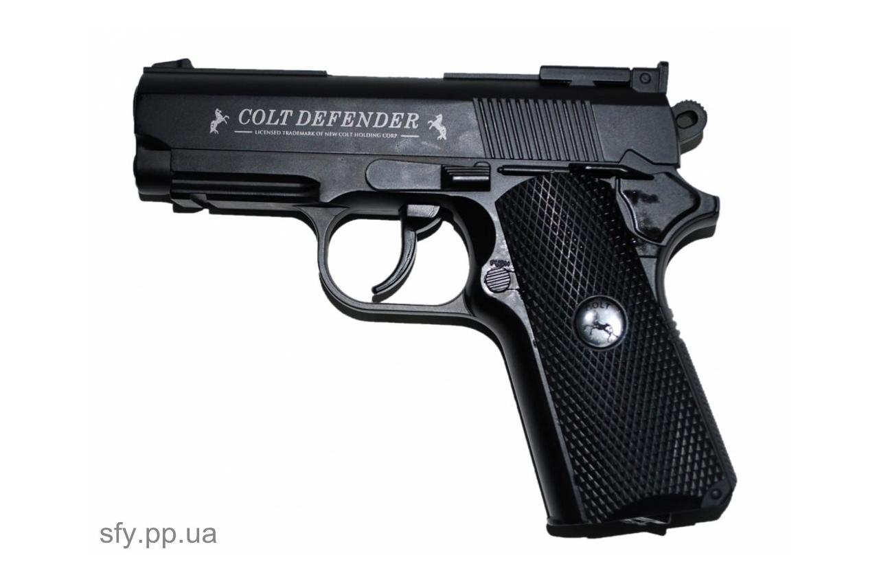 Пистолет пневматический Umarex Colt Defender (5.8310)