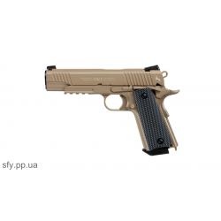 Пневматический пистолет Umarex Colt M45 CQBP FDE (5.8177)