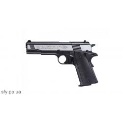 Пневматический пистолет Umarex Colt Government 1911 Dark Ops (417.00.20)