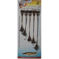 Поводки на хищника Winner коричневый (100шт)