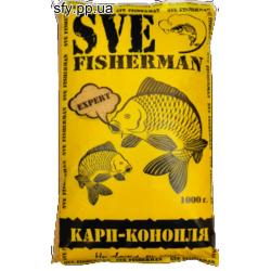 Прикормка Sve Fisherman Expert 1000 гр