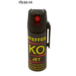 Газовый баллончик Pfeffer KO JET 50