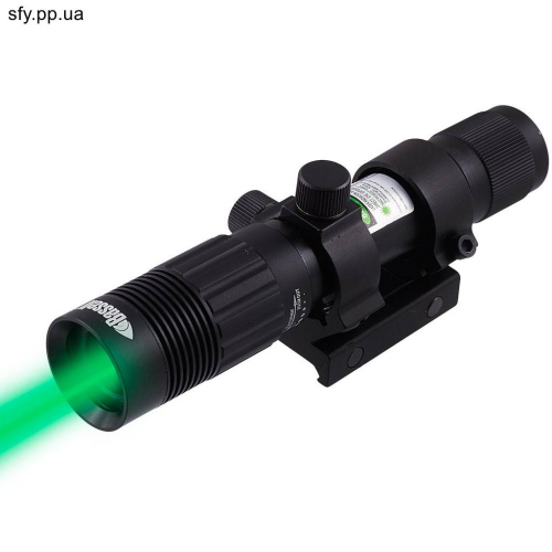 Лазерный целеуказатель лцу - SD05 (ЗЕЛ ЛУЧ)-MAX