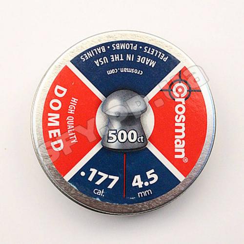 Пули Crosman Domed 500шт 0,51гр
