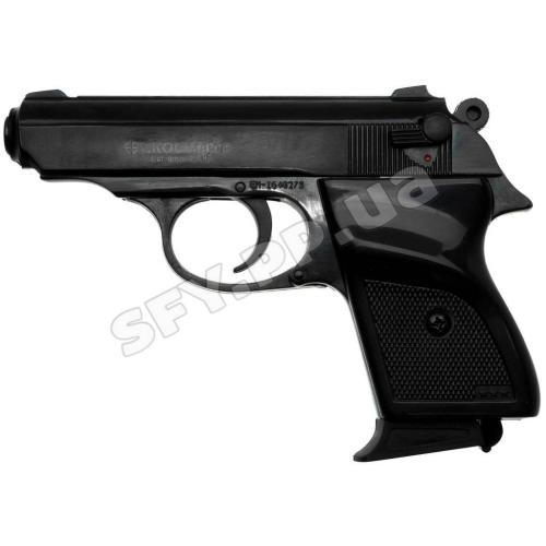Сигнально шумовой пистолет Ekol Major Black