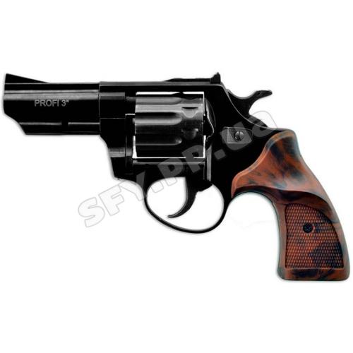 """Револьвер Zbroia profi 3"""" (чёрный / Pocket)"""