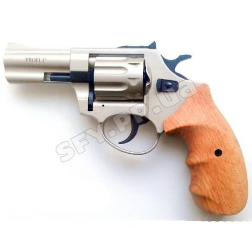 "Револьвер флобера ZBROIA PROFI-3"" (сатин / бук)"