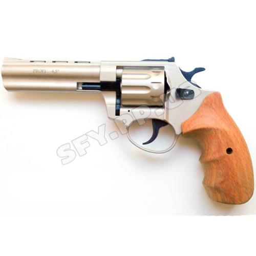 "Револьвер флобера ZBROIA PROFI-4.5"" (сатин / бук)"
