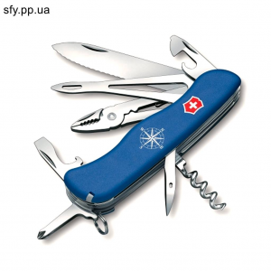 Нож Victorinox Skipper 0.9093.2W голубой