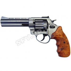 """Револьвер Stalker 4.5"""" титан / рукоять под дерево"""