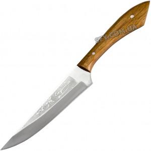 Нож Спутник 57 буковый
